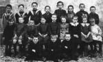 Ecole communale de DOUVOT  années 1923-1924 – Institutrice Mme LAMARCHE